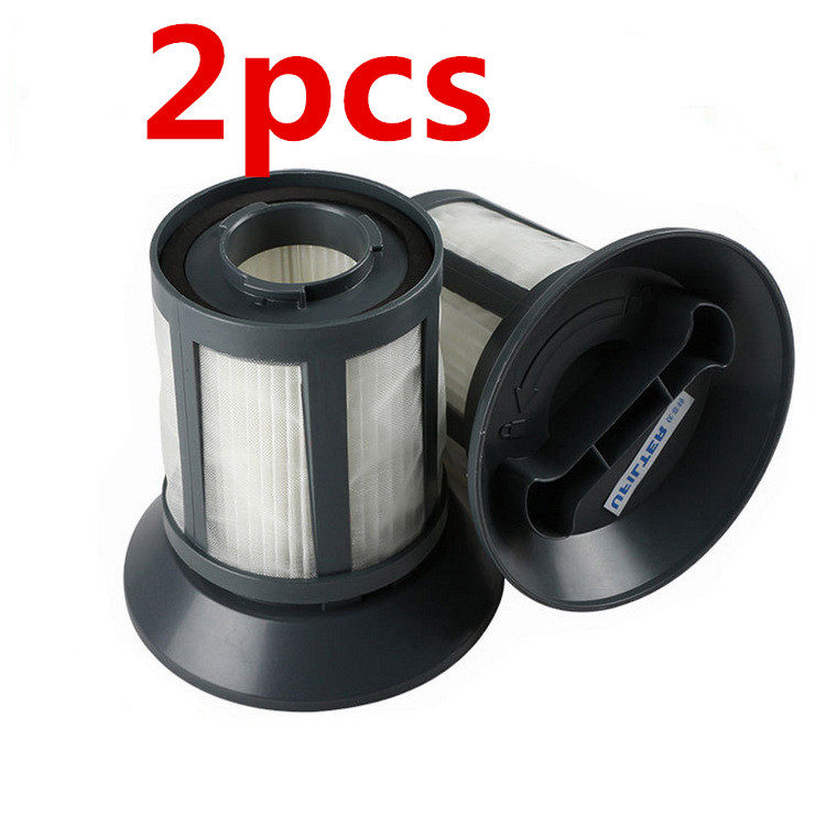 2PCS 114 113mm Hepa Filter Element Vacuum Cleaner Parts For Air Hepa Filter For VC14F1 FV