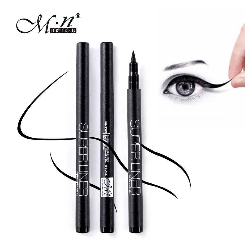 1PC Beauty Makeup Black Eyeliner Waterproof Long-lasting Liquid Eye Liner Pencil Pen For Women Lady Make Up Cosmetic Tool