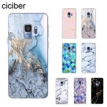 Marble Fundas For Samsung Galaxy S9 S10 S10e S8 S7 S6 S5 Edge Plus Mini Phone Case for Galaxy A50 A40 A70 Cover Soft TPU Coque