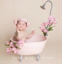 bebe photographie douche baignoire