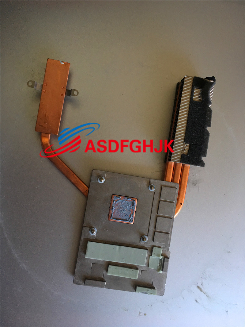 """Aufrichtig Original FÜr Msi Gt70 Ms-1763 Ms-1762 17,3 """"gpu Video Karte Kühlung Kühlkörper E310406581 Vollständig Getestet Ungleiche Leistung"""