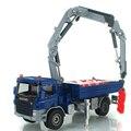 Бесплатная доставка грузовик самосвал кран модели мальчиков и девочек автомобиль игрушки коллекция подарков 1:50