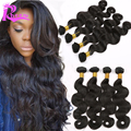 Brazilian body wave hair bundles,7a brazilian virgin hair 4 bundles lot unprocessed cheap human hair weave extensions