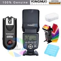 Yongnuo YN560IV YN560 IV YN 560 Flash Speedlite For Canon Nikon Olympus Pentax With YongNuo RF603