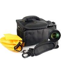 Waterproof Camera Bag Shoulder Bag Case For Nikon D3200 D7000 D7100 D3100 D3300 D5200 D5500 D3400