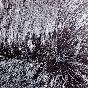 Image 5 - Шапка ушанка мужская кожаная с мехом