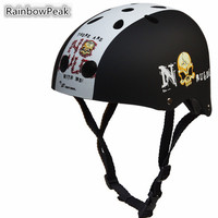 Genuine Bboy Helmet Str Dance Safety Hat Adult Kids For Rock Climbing Skiing Skating Drifting Riding