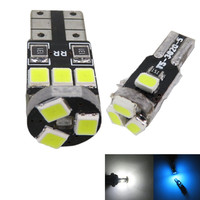12pcs 2835SMD Led T10 W5W Map Dome Trunk Door License Light Car Led Interior Light Package