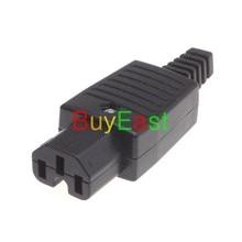 20 шт IEC-60320 C15 Женская штепсельная розетка разъем кабельного шнура разборный штекер