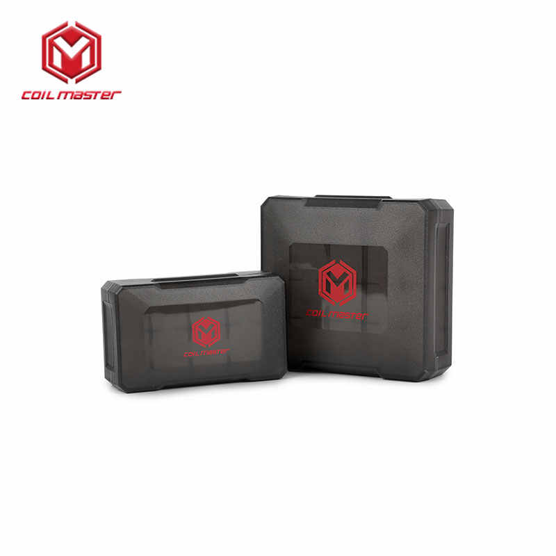 5pcs Original Coil Master B2 / B4 Battery Carriers For 18650 Battery Electronic Cigarette Battery Accessories 18650 Battery Box