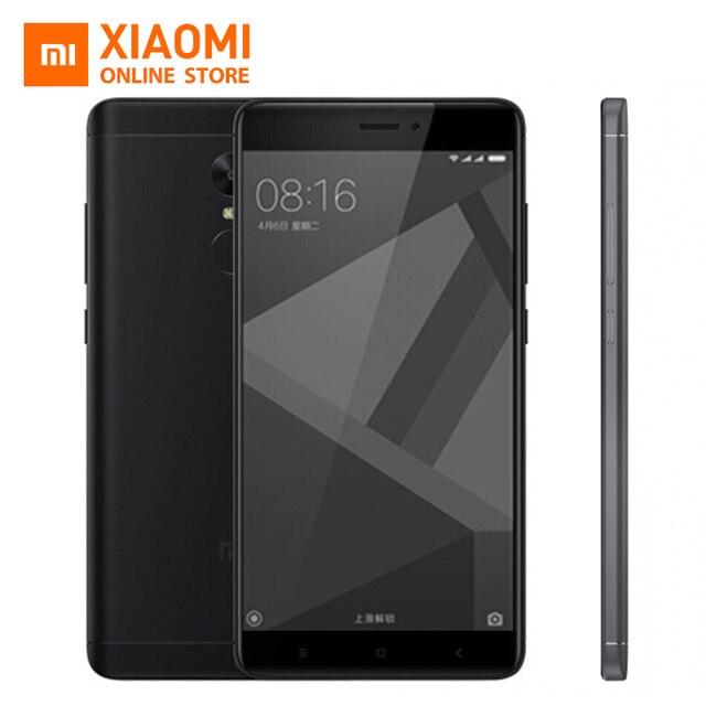 Original Xiaomi Redmi Note 4X 3GB RAM 16GB ROM Mobile...