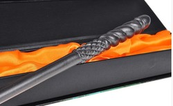 Best sell Harri Magic  Magic stick Cosplay Christmas GiftMagical wand Ginny Cosplay Non-luminous wand 35cm