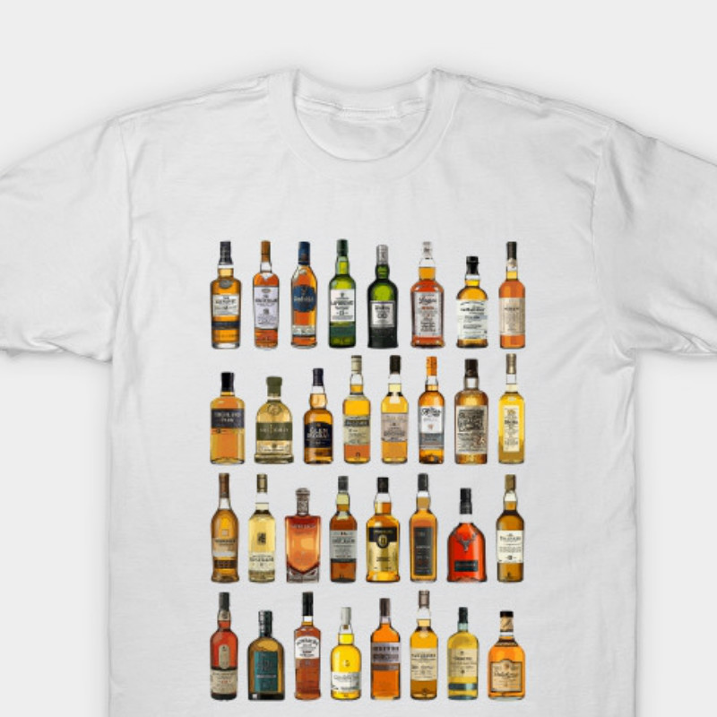 b6a789c40 Buy whiskey t shirt and get free shipping on AliExpress.com