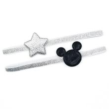 Set of 2 Glittering Headbands