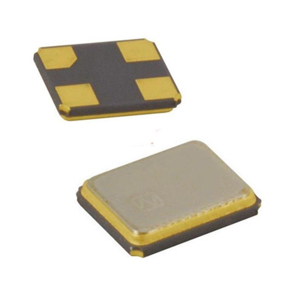 10 шт./лот 5032 пассивный кристаллический осциллятор SMD 5*3,2 мм 4pin 8 МГц 8,000 12 МГц 12,000 16/20/24/25/27 МГц
