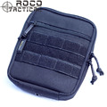 ROCOTACTICAL Qualidade Sacos Exército EDC Tático Médica Sacos Molle Medic First Aid Bag Bolsa Organizador da Viagem Para Survial Militar