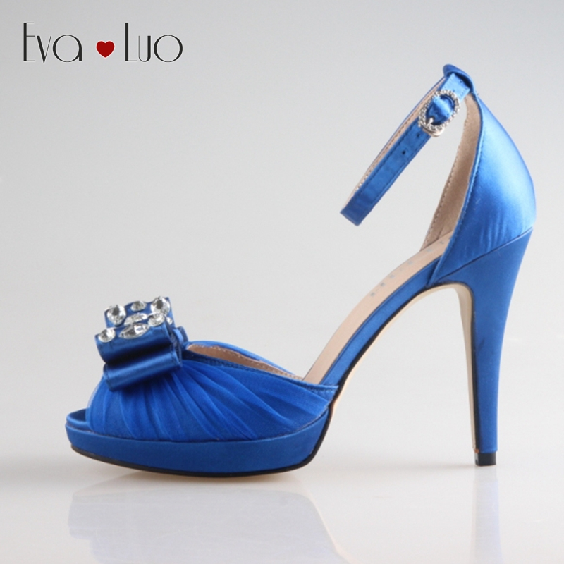 Popular Blue Dress Sandals-Buy Cheap Blue Dress Sandals lots from ...