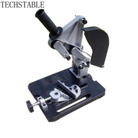 TECHSTABLE Fixed angle grinder stand universal support bracket / grinder holder Cutting stents for cutting machine