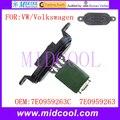 Nueva Blower Motor Resistor Regulador utiliza OE NO. 7E0959263C, 7e0959263 para vw volkswagen multivan touareg transporter
