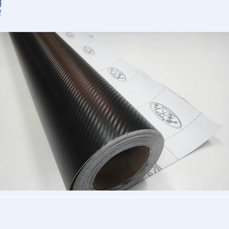 New 127cmx20cm 3D Auto Carbon Fiber Vinyl Film Carbon Car Wrap Sheet Roll Film Paper Motorcycle Car Stickers Decal Car Styling