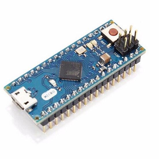 Micro ATmega32u4 5V 16MHZ  Compatible For Arduino Mirco Replace Pro Bpard micro version of Leonardo R3
