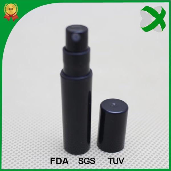 2ml black PP plastic spray bottle 2ml small black perfume bottle 2ml black mini spray bottle
