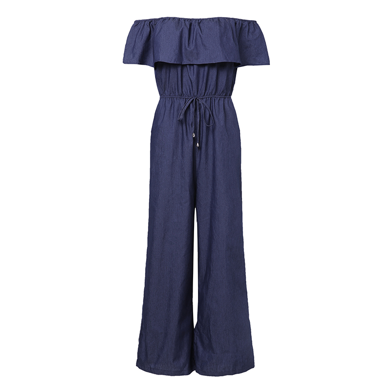 Women Loose Overall Jumpsuit Romper Summer Casual Shorts Pants Playsuit PlusSize