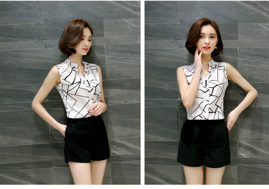 sleeveless shirt women (1)