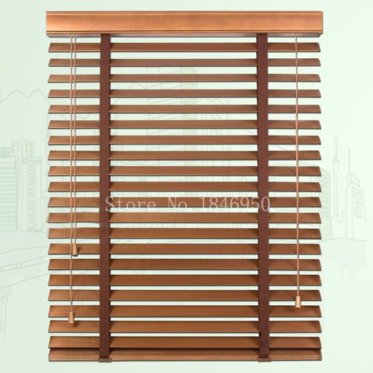 Quality Basswood Blind Curtains Timber Venetian Blinds 50MM New Curtains  Window Blinds Various Size In Blinds, Shades U0026 Shutters From Home U0026 Garden  On ...