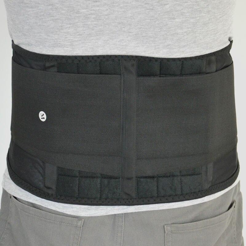 Back Brace Support Belt Men Medical Corset Back Lumbar Support 20pcs Magnets Massager Waist Protection Magnetic Theropy AFT-Y020