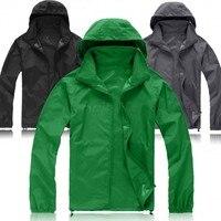 New Fashion Men Women Plus Size Coat Raincoat Protective Clothing Outdoor Waterproof Sport Jacket For Unisex