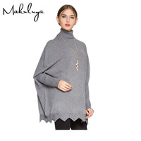 A Long Sleeved Sweater Dress And Pure BianFuShan Sweater In The Long Section Of New High