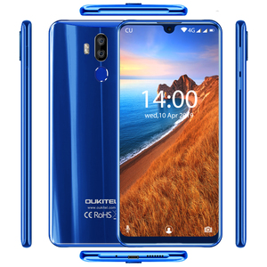 "Image 3 - OUKITEL K9 Waterdrop 7.12"" FHD+ Display 16MP Mobile Phone 4GB 64GB Face ID Smartphone 6000mAh 5V/6A Quick Charge OTG Dual SIM"