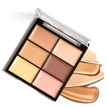 New Maquiagem Palette Concealer Makeup Contour Cream Palette Cosmetic Perfect Flawless Foundation Beauty