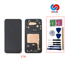 "OLED display For 6.0"" LG V30 LCD H930 LCD Touch Screen Digitizer Assembly For LG V30 LCD VS996 LS998U Display Replacement Parts"