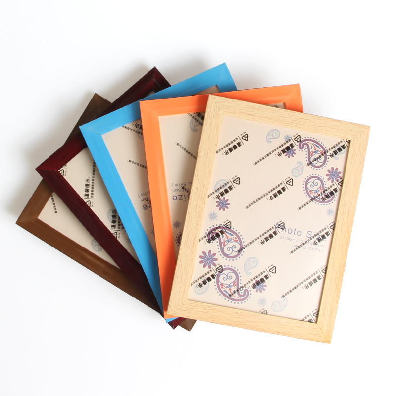 5PCS/Lot Photo Frame Mount Card Board Picture Holder 5\