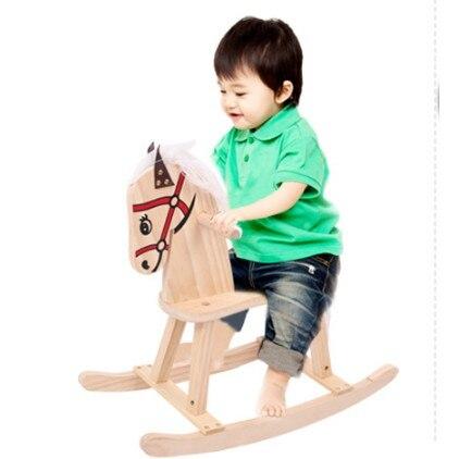 Solide bois de Troie trompette bébé jouets éducatifs En Bois Éducatifs Mathématiques Apprentissage Montessori Jouet Pour Enfant Cadeau D'anniversaire