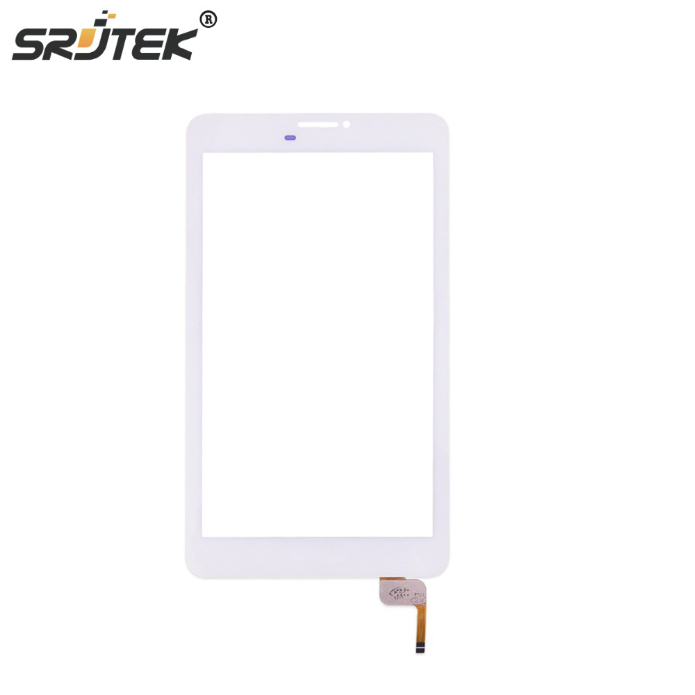 Srjtek For Acer Iconia Talk 7 B1-723 Touch screen digitizer Glass For Acer Iconia Talk 7 B1-723 Touchscreen Sensor Panel for acer iconia one 7 b1 750 b1 750 black white touch screen panel digitizer sensor lcd display panel monitor moudle assembly