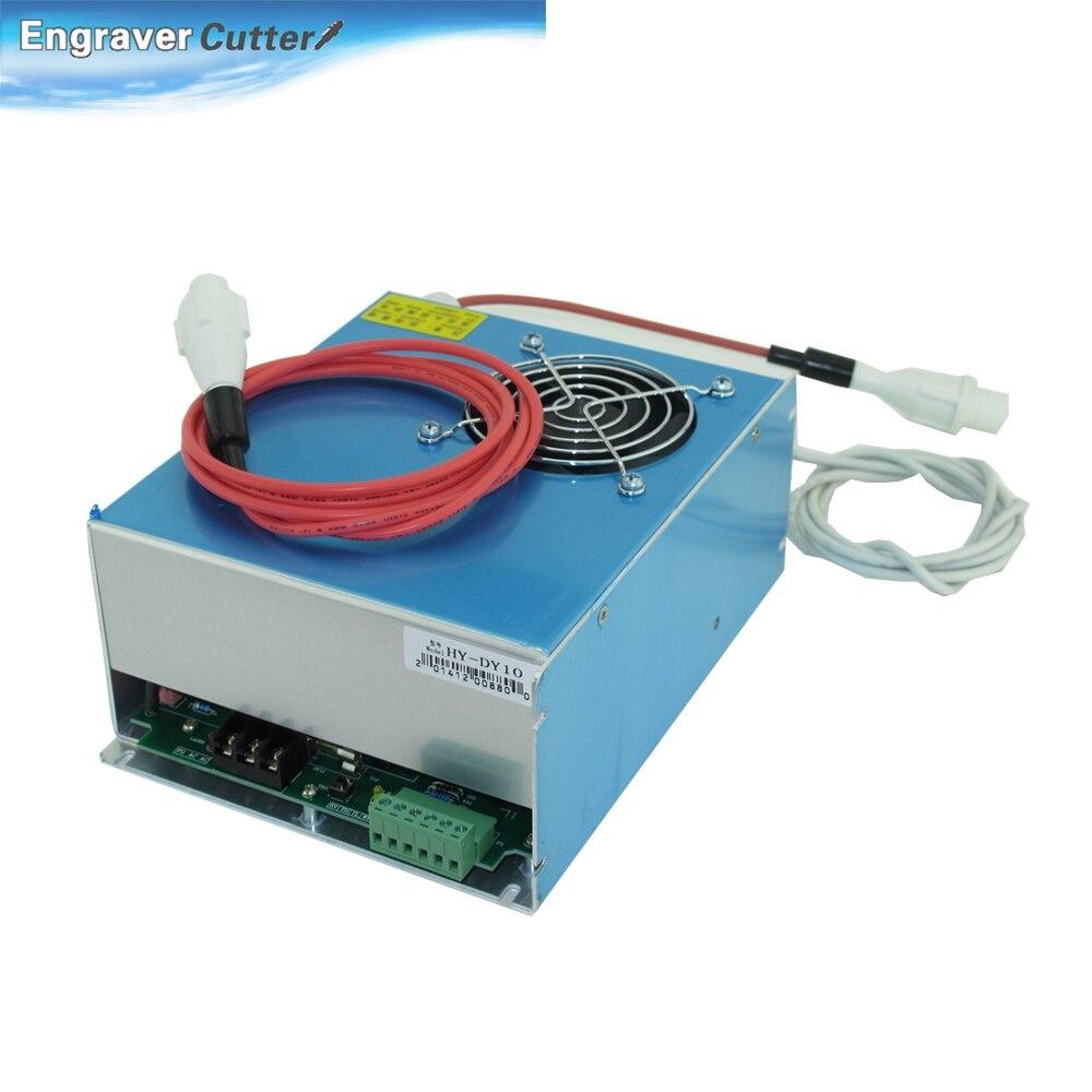 Oem Reci W4 S4 100-130w Co2 Laser Tube Power Supply 220v Power Source