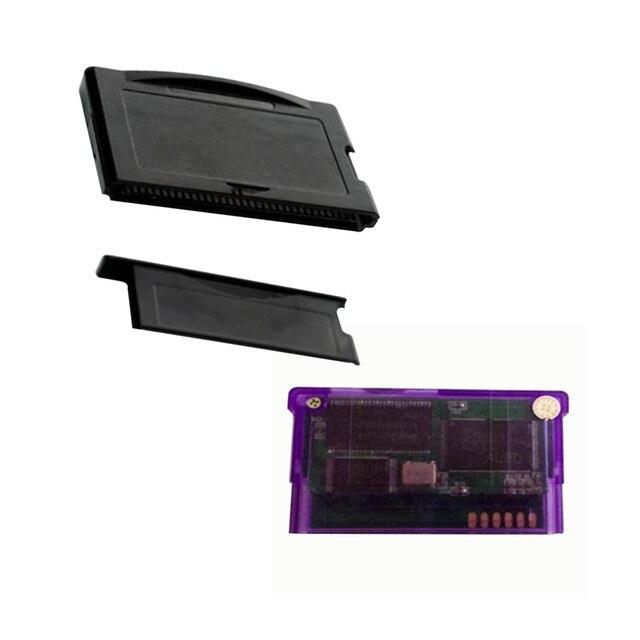 Nueva versión para GBA para SP para N D S para NDL compatible con ez flash reform ez flash ez 3 en 1 G B A reform compatible con tarjeta TF 2GB
