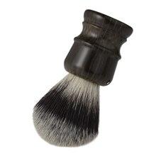 Бритва для парикмахерских салонов нейлоновая кисточка помазок для мужчин бритва инструмент для очистки лица усы прибор для очистки смолы ручка
