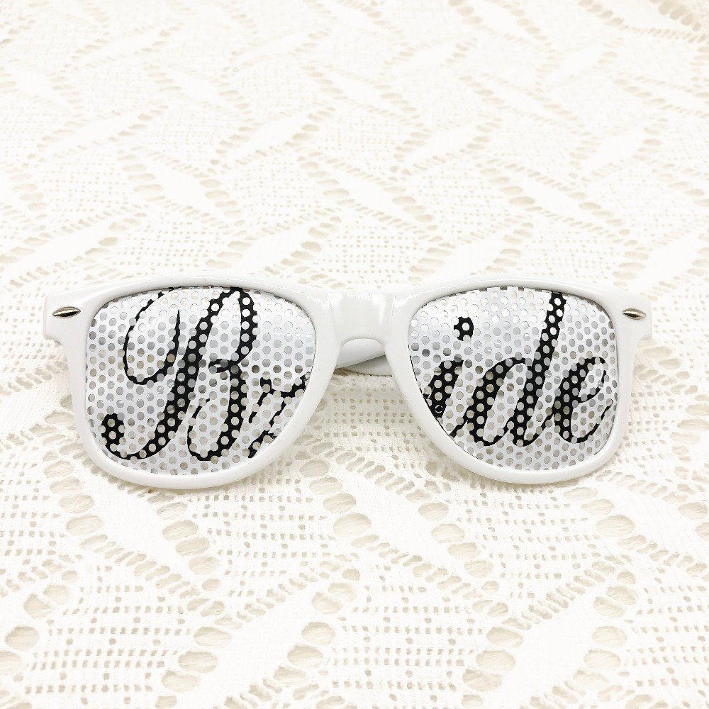 Bridal Party Wedding Party Sunglasses Bride and Groom Party ...