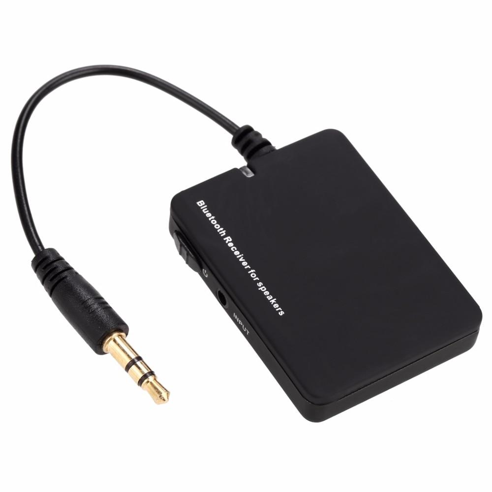 Portátil Mini Bluetooth Audio Receptor de Música Inalámbrico 3.5mm - Audio y video portátil - foto 3