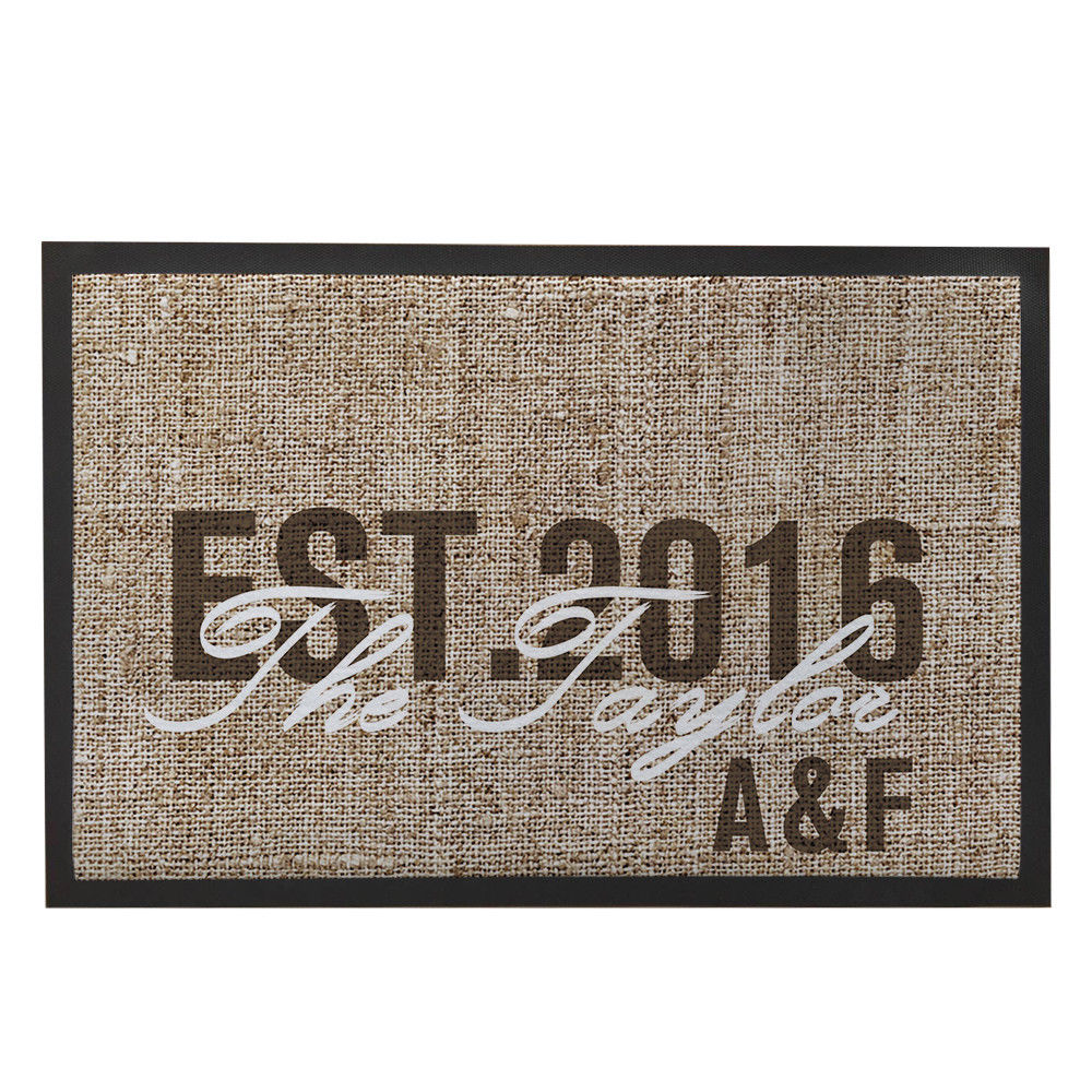 Aliexpress.com : Buy Custom Door Mat Outdoor,Vintage Doormat for ...