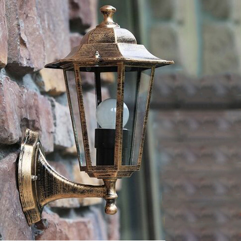 Wall Lamp Sconces Lights Villa Balcony