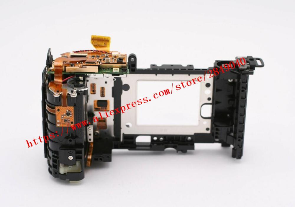 NUOVO PER Canon PER EOS 7D2 7D II 7D Mark II Piatto Principale W/lettore di Schede CF scheda di Memoria della copertura DC/DC Bordo - 2
