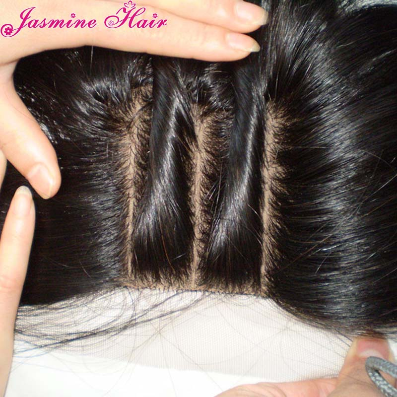 Virgin Brazilian Human Hair Full Lace Wigs