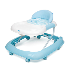 Hot Selling Baby Walker 7 to 18 Months Baby Scooter Anti Rollover Multifunctional Children U Type Foldable Walker With Music