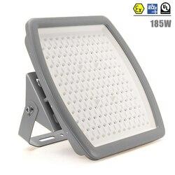 ATEX UL IECEx взрывозащищенный светодиодный свет 180 Вт 200 Вт Светодиодный прожектор IP67 120лм/Вт 180 Вт светодиодный взрывозащищенный осветительный п...