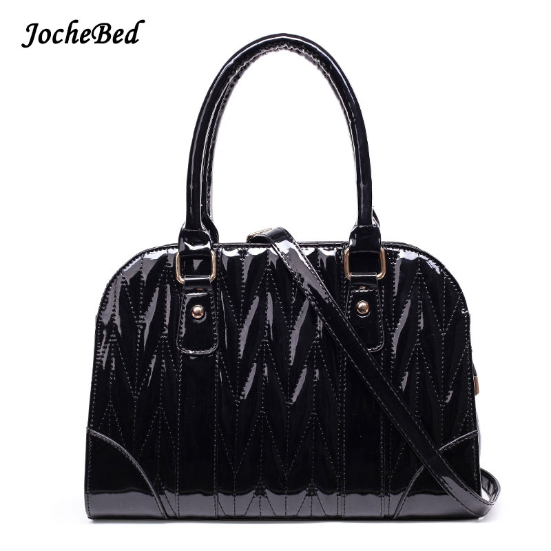 Online Get Cheap Designer Black Patent Leather Handbags ...